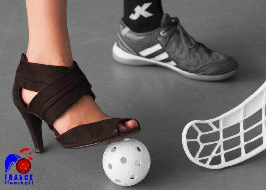 Floorball féminin